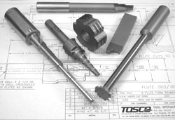 Special Tosco Engineered Tools