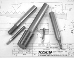 Tosco Thread Mills